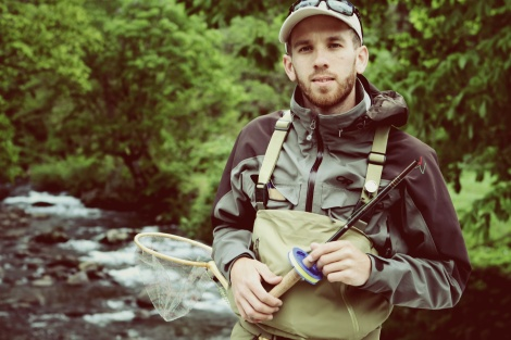 Daniel from Tenkara USA